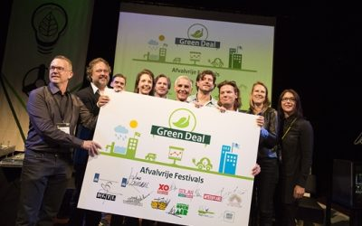 Green Deal Afvalvrije Festivals