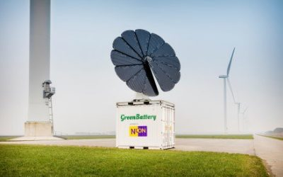 GreenBattery replaces dirty generators