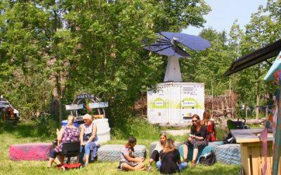 Vattenfall helpt Welcome to The Village op weg naar circulair evenement