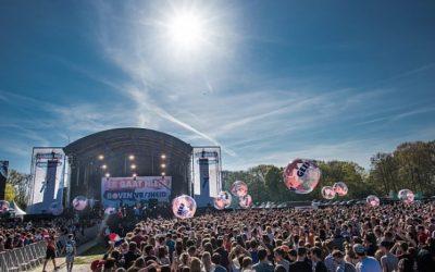 Bevrijdingsfestival doet plastic betaalmuntjes in de ban