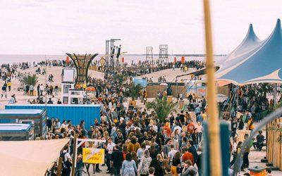 Lening Innovatiefonds NH voor digitaal alternatief plastic festivalmunt